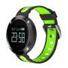 Dm58 Bluetooth Спорт браслет сердечного ритма Смарт часы Приборы для измерения артериального давления Мониторы IP68 Водонепроницае регулятор давления топлива спорт ауди 100 2 3 е