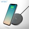 VINSIC VSCW114 Mini Ultra-thin Qi Беспроводная зарядная панель с кабелем для устройств с поддержкой Qi
