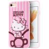 Hello Kitty Apple iPhone6s / 6 Мобильный Shell / Обложка Мультфильм мило Все включено трещиностойкое трехмерное мягкое покрытие Лори Hello Kitty