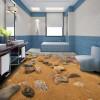 Бесплатная доставка Ocean Beach Spray 3D Living Room Flooring самоклеящийся квадратный кофейный спальный пол для спальни 250cmx200cm бесплатная доставка high definition 3d sea world shark flooring износ водонепроницаемой гостиной спальни спальни для спальни 250cmx200cm