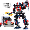 2018 New Transformers building blocks Bumblebee Optimus Prime Puzzle assembled toys Gifts for children new fx3u 20mt 4 channel 6 channel analog pulse plate plc with rs232 cable
