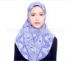 Аканэ 2 штуки Шикарный мусульманский платок Женщины в шарфах Шапки Шапки Шляпы Ниндзя Платки с исламской шеей 12 цветов Мусульманс