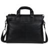 Danjue натуральная кожа мужские briefcare бренд высокого качества мужские деловые сумки два цвета из натуральной кожи мягкие мужск мужские сумки