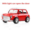 Cool Toy Car Die-casting alloy car back Sound And Light Toy Car Can Open The Door Car Styling Classic Cars Car model Kids Toys cool anime transformation toys action figures movie 4 robot cars brand good toy model brinquedos kids boys toys gifts juguetes