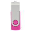 Fillinlight Pink Поворотный USB-накопитель USB 2.0 Pen Drive U Disk 360 ° Стиль вращения USB Flash Drive usb flash накопитель corsair flash voyager usb 3 0 128gb cmfvy3a