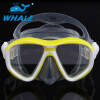 Whale Brand Профессиональная подводная маска для подводной охоты маска для подводного плавания whale adventure