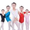 2017 Длинные рукава для девочек Купальник для балета Bodywear Stretch Spandex Dance Tights гимнастический купальник мужская одежда для сна и дома sheer bodywear