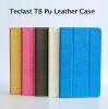 PU кожаный чехол для Teclast T8 8,4-дюймовый планшетный ПК, защитный чехол новый корпус для teclast t8 tablet pc 8 4 дюймовый кожаный защитный чехол pu