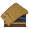 Maier Rand (Марланд) Мужские Матовый тонкий случайные брюки плюс толстые брюки брюки бизнес прямые длинные брюки 802 темно-синий (весной и осенью) 38 головка ingersoll rand s64m26l ps1