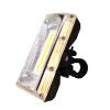Велосипедный хвост Легкий 3-режим USB Перезаряжаемый задний фонарь велосипеда Задний фонарь фонарь велотренажер водить фонарик Фон
