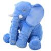 Мультфильм Большие плюшевые игрушки-игрушки из слона Интересно играть с чучелом подарком на день рождения слона для детей - 60 см игрушки для детей