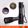 Zoom LED Flashlight 18650 Rechargeable CREE T6 High Power Police Flashlight Camping Portable Light Cycling Bicycle Torch american tourister american tourister air force 1 gradient 18g 66101