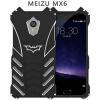 Трансформаторы Meizu MX6 5.5 Металлический защитный каркас Бэтмен Ударопрочный чехол трансформаторы sony xperia xz premium металлический защитный чехол бэтмен ударопрочный
