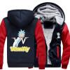 Мужчины Зимние осенние толстовки SCIENCE PEACE AMONG WORLDS модель Руновое пальто Бейсбол Униформа Спортивная одежда Куртка шерсть одежда