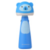 Информационный бюллетень маленький детский трубка 01 детский игрушечный микрофон раннее образование головоломка Bluetooth-микрофон караоке караоке певец портативный ktv синий