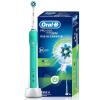 Braun Oral-B 3D D16  электрическая зубная щётка (зелёный) braun oral b pro700 white 3d звуковые волны смарт электрическая зубная щетка