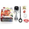 Beyblade Metal Fusion 4D Launcher с оригинальным комплектом спиннингов Набор для игры в детские игрушки для детей Рождественский подарок цена и фото