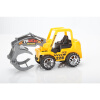 6 mini truck excavator decoration toys educational toys DIYGifts for children