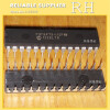 50PCS/lot PIC16F73-I/SP PIC16F73 DIP28 5pcs pic16f73 i sp dip28 pic16f73 i dip pic16f73 new and original ic free shipping