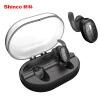 Спортивная Bluetooth-гарнитура Shinco T101 Wireless Universal 4.1 Music Bluetooth Headband Running Mini Waterproof Black