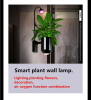 Фото XiuMei Oxygen LED Full Spectrum Plant growth lamp Indoor flowers potted wall lamp Bedroom living room balcony mall hotel flower de