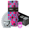 Mio презервативы 48 шт. секс-игрушки для взрослых mio mio стройные женские презервативы мужские презервативы страсть розовые розы 12 установлены мфпр взрослых секс игрушки