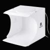 PULUZ 20 см включает в себя 2 светодиодных панели Складной портативный 1100LM Light Photo Lighting Studio Съемка палаточного ящика