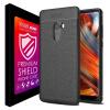 Phone Case Xiaomi Mi Mix 2 Case Luxury New Carbon Fiber Soft TPU Cover Xiaomi Mix 2 Matte Case For Xiaomi Mi Mix 2 Capa 5.99 for xiaomi red rice note5 pro black matte tpu phone case