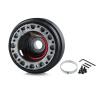 racing Steering Wheel Hub Adapter Boss Kit Fit for N-2 forever sharp a01 56p steering wheel adapter 5 6 hole billet alum