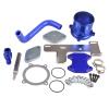Ryanstar Aluminum EGR Cooler/Throttle Valve Delete Kit Fits For 10-14 Dodge Ram 6.7L Diesel 1 piece common rail diesel engine control valve 32f61 00062 injector valve