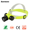 Professional Scuba Diving LED Headlamp Rechargeable LED Headlight Underwater Torchlight High Power Waterproof Outdoors