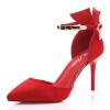 женские туфли на высоком каблуке Повседневная женская обувь Дышащие женские сандалии Модные женские туфли 507-1