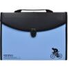 Мики (Sunwood) A4 / 12 сетки бизнес-тип портативного пакета органа / информационный пакет / пакет EX4340 синих Товары для офиса