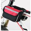 Qian Xu 2 велосипед передний край сумка горный велосипед дорожный велосипед велосипед сотовый телефон сумка велосипед передняя сум велосипед geuther велосипед my runner серо зеленый