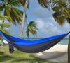 Кемпинг Гамак - Легкий нейлоновый портативный гамак, Лучший парашютный гамак для альпинизма, кемпинга, путешествия, пляж, двор.