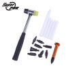 PDR инструменты удаления вмятины нажмите вниз ручка и резиновый молоток сбить инструменты Paintless вмятина инструменты для ремонт инструменты