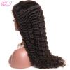 QDKZJ бразильский глубокий Curl волос полный парики шнурка с младенцем волос 10-24 дюйма Non Remy волос натуральный цвет брюки горнолыжные rip curl rip curl ri027emzlc69