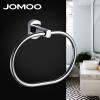 JOMOO Полотенцевое кольцо круглой формы Настенный держатель для мытья посуды Подвеска для цинкового сплава Аксессуары для ванной комнаты Полотенцесушитель для ванной с хромированной ванной