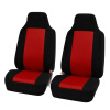 Мода универсальный 2 шт автомобиль крышка сиденья с прочный полиэстер материал 4колаурс moda argenti moda argenti st 767 oro