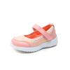 Весенняя осень Новые поступления Девочки Кроссовки Обувь Модная квартира с ультралегкой кроссовкой Обувь Детская обувь для детей обувь для детей