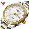 Женские часы NIBOSI Роскошные золотые кристаллы Relogio Feminino Известные женские часы для женщин Роскошные женские часы Лучшие бренды Luxury