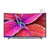 (Отправка из RU)Смарт-телевизор с изогнутым экраном 43QM-SMH6-1920x1080 плотского экрана процессора / HDMI отправка из ru телевизор pranen смарт wifi и led телевизор 4cpu процессора 55pr smh12 1920x1200 hdmi usb