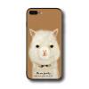 Прекрасный мультфильм животных Альпака чехол для Apple iPhone 8 X 7 6 6S Plus 5 5S SE телефон случаях моды мягкой силиконовой крышки TPU чехол накладка для iphone 5 5s 6 6s 6plus 6s plus змеиный дизайн