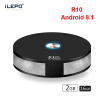 iLEPO R10 Android 8.1 Smart TV Box RK3328 Quad Core 2GB 16GB HD 4K Bluetooth 4.1 KD 17.4 USB3.0 Wifi 2.4G&5G Top Box Player hd 4kx2k s905 quad core 2 4ghz wifi