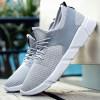Женская мода Спортивная обувь плюс размер Breathable Mesh повседневная обувь женская обувь