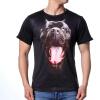 Мужская футболка с вышивкой для животных приют для животных щелково
