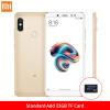 Глобальная версия Xiaomi Redmi Note 5 4GB 64GB 5.99 18: 9 Full Screen Dual Camera Note5 Смартфон Snapdragon 636 Octa Core 4000mAh original meizu m6 note 16g 3g snapdragon 625 octa core 5 5 1080p dual rear camera 16mp 4000mah быстрая зарядка android 7 1