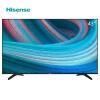 Hisense LED43N3000U 43-дюймовый цветной 4K смарт-телевизор, богатый видеообразовательными ресурсами led телевизор sharp lcd 60ue20a 60 4k 3d