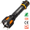 LED Flashlight CREE T6 Super Bright High Power Multifunction LED Torch Hunting Camping Rechargeable 10W 1000 Lumens wuben i332 tactical flashlight outdoor led torch 520 lumens