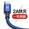 Базовый кабель Android для Android 2A для быстрой зарядки Micro мобильный кабель для зарядки аккумулятора USB-кабель для зарядного устройства Huawei / Samsung / просо / VIVO / OPPO 1,5 метра ВМС кабель